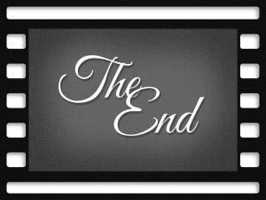 écrire la fin d'un roman