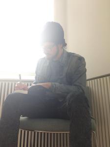 Mathieu Villeneuve lauréat du prix de création littéraire BDQ-SILQ 2018