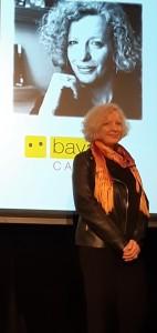 Sylvie Brien reçoit le prix littéraire des enseignants de français du Québec